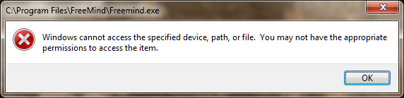 sound not working is an application is open windows 7