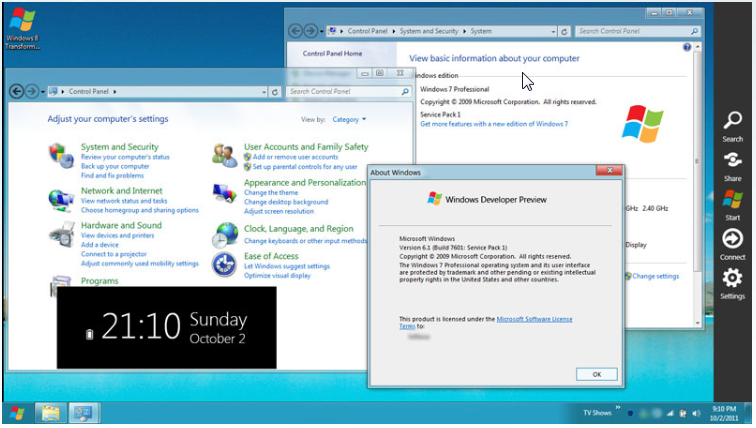 Windows 8 transformation pack 2 0 ux pack 3 5 released