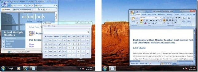 Multi_Monitor_Taskbar_Windows_7_individual_mode