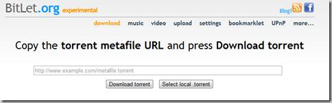Use BitLet when uTorrent or BitTorrent Access is Denied 4