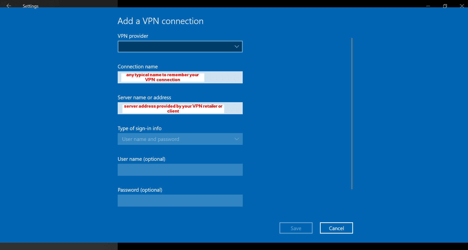 [Tutorial] : How to Setup VPN Server in Windows 10 and 7 [Built-In]