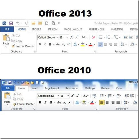 Latest News in Office 2013 - Word and Excel - Review and Download