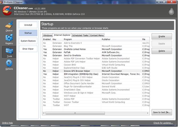 disable_Internet_Explorer_extensions_addons_CCleaner