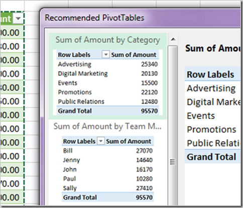 Excel-2013-Recommended-Pivot-Table