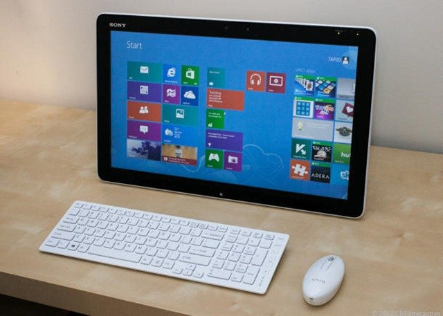 Windows 8 review from Geeky Sites