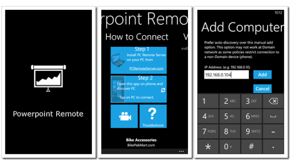 PowerPoint_remote_settings