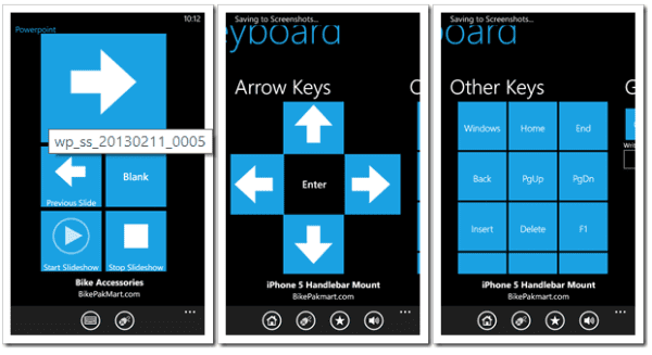 How To Remote Control Ppt With Windows Phone 8