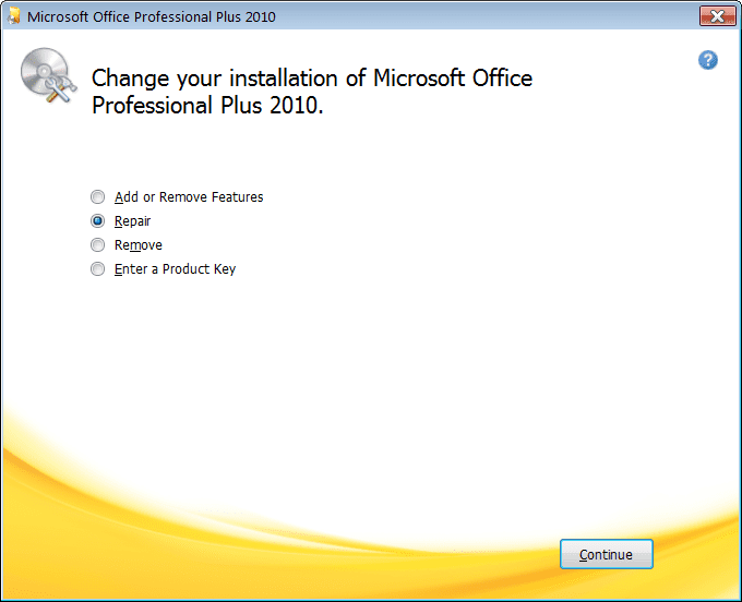 Solved] fix office 2010 sp2 update (kb2687455) failure problems.