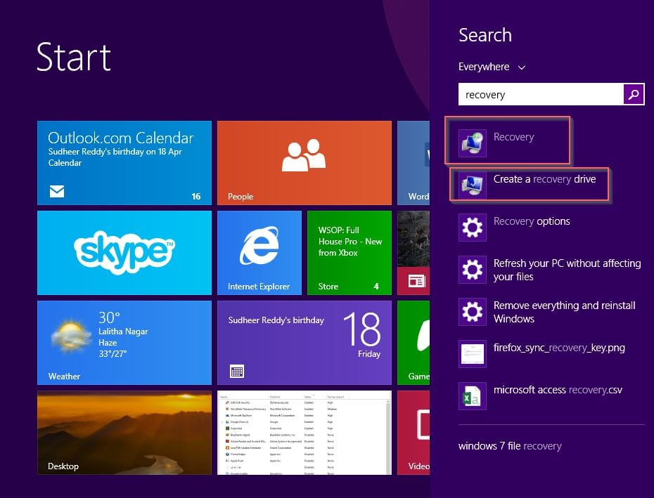 how to download windows 8.1 on usb