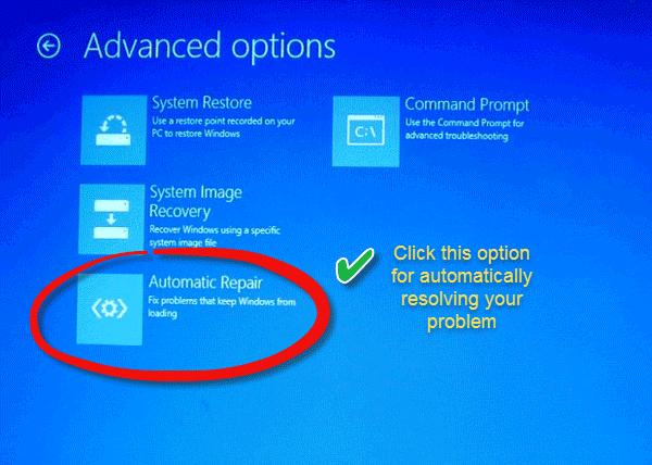 Solve Windows 8 1