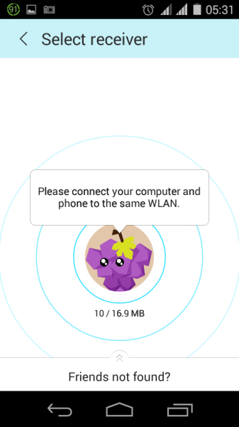 Android-Windows-connection
