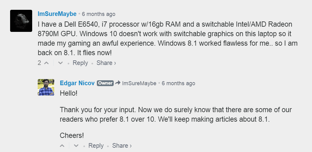 Windows 8 1 vs Windows 10 – How they Compare in Different