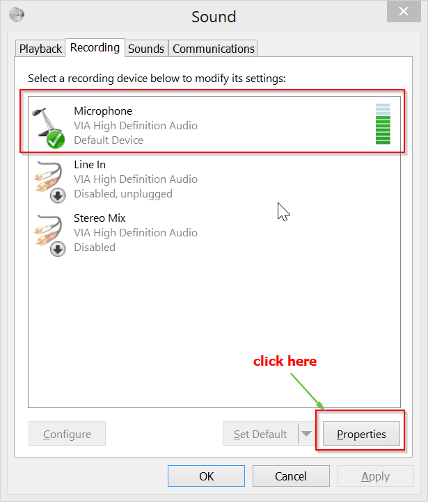 Fix] How to Solve Mic Volume Too Low Problem in Windows 7 or