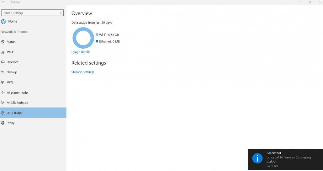 data-usage-settings-windows-10