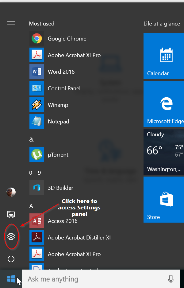 how-to-access-settings-windows-10