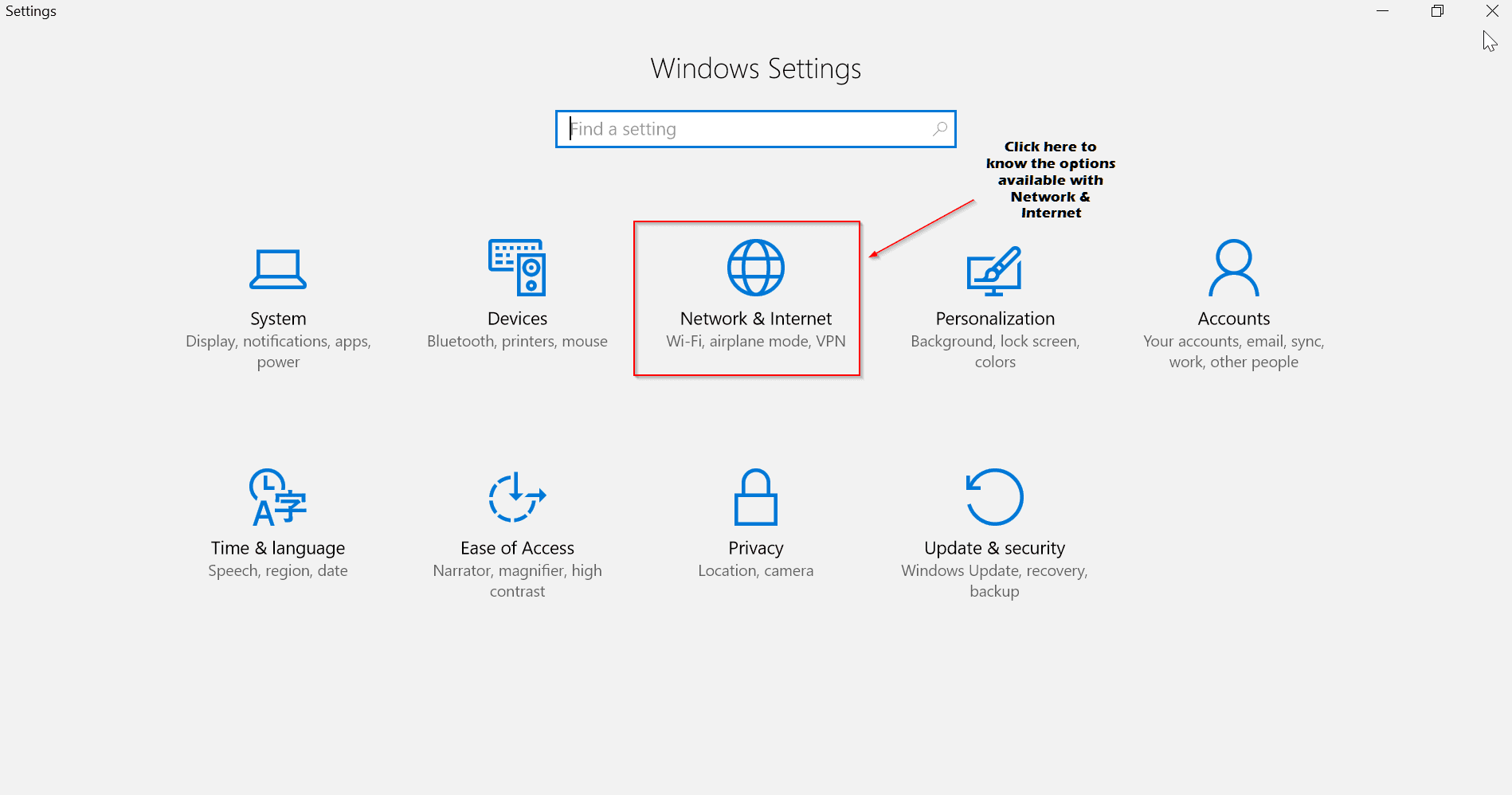Tutorial] – Network and Internet Settings in Windows 10
