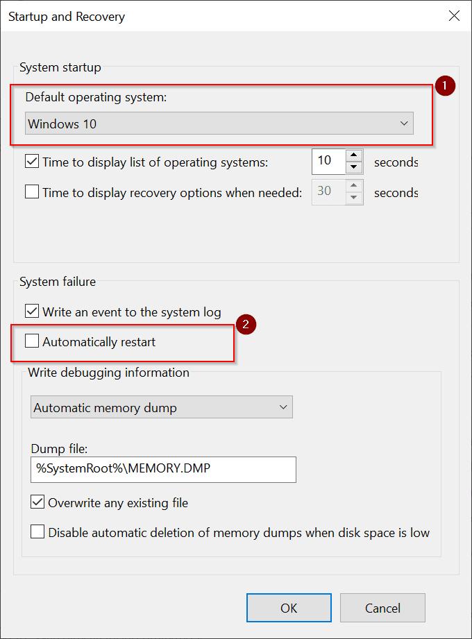 Fix Windows 10 Keeps Restarting – After Update, During Shutdown, etc