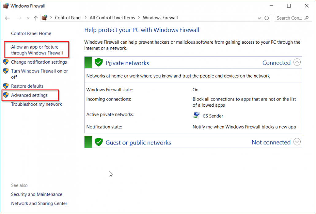 windows-firewall-settings-for-remote-access-windows-10-8-1-8