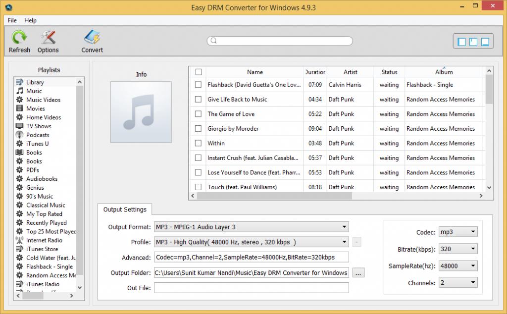 easy-drm-converter-for-windows-start-screen