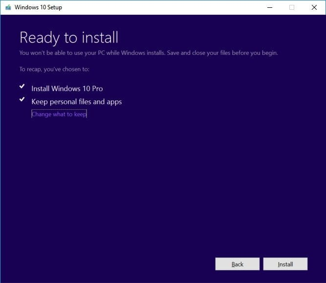 windows-10-upgrade-keeping-settings-files