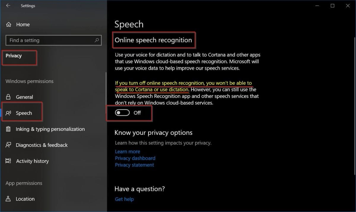 How to Disable Cortana in Windows 10 ver 1903 – [Updated]