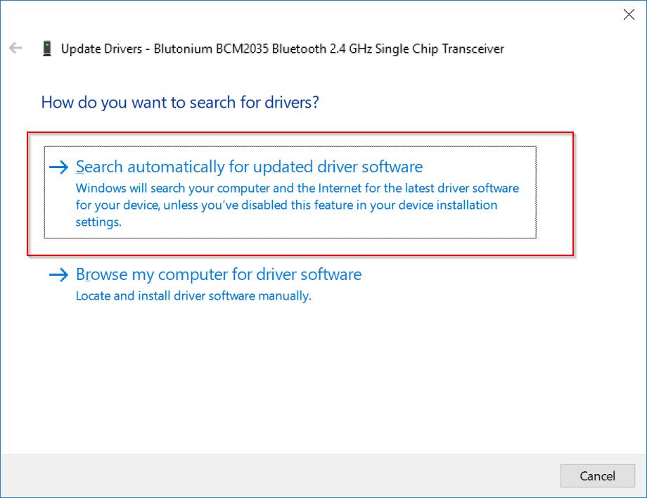 bluetooth treiber windows 10 64 bit download