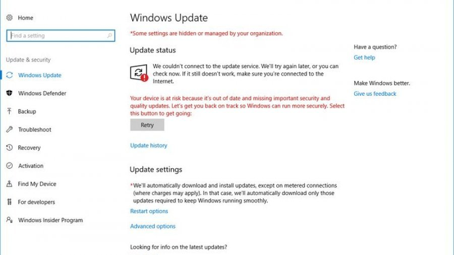 How to Fix Windows Update Error 0x80245006 in Windows 10, 8.1 and 7?