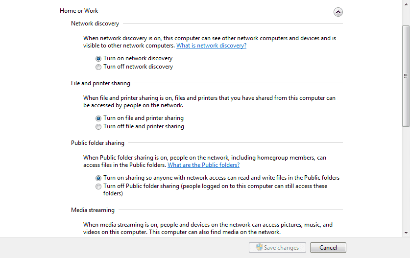 Fix Computers Not Showing in Network in Windows 10 After