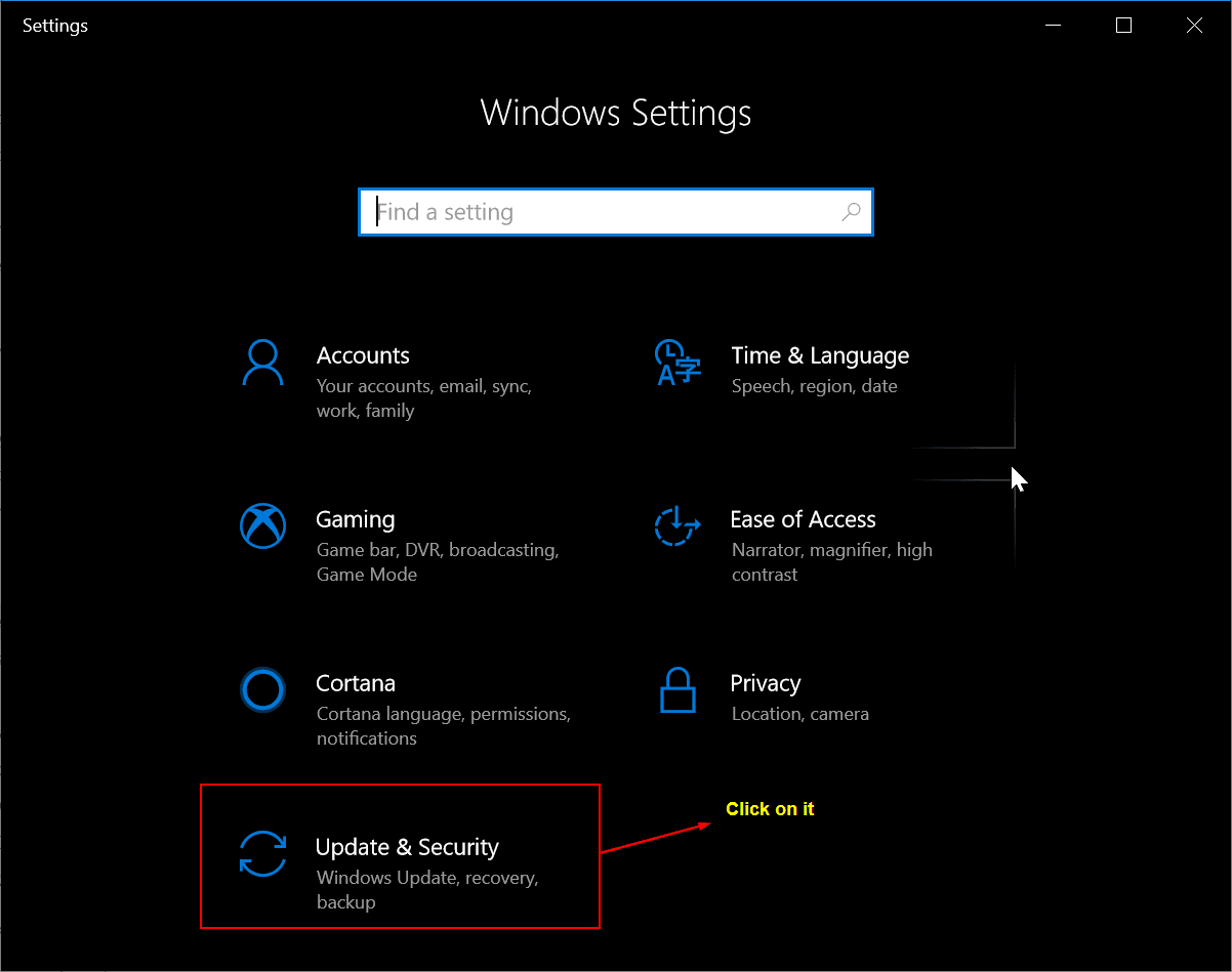 How to Enable Windows Defender if Turned Off after 1803 Update?