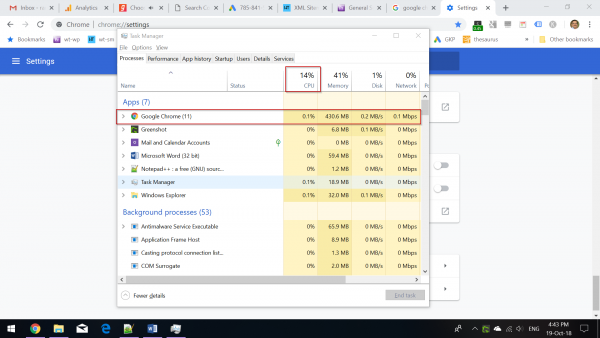 How to Solve Google Chrome High CPU Usage Windows 10 in 5 Seconds