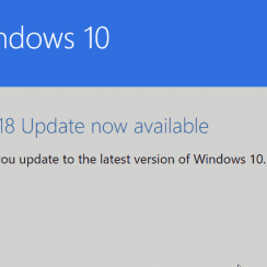 Look at the Important Windows 10 1809 features - Issues yet to be Resolved