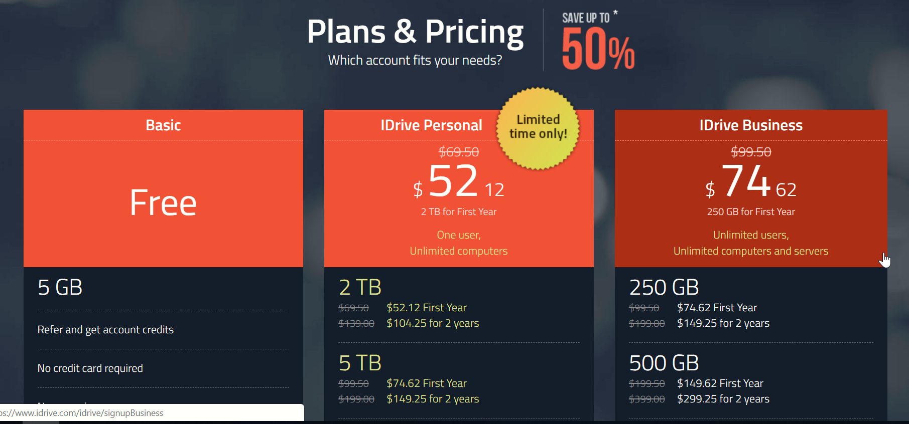 IDrive Review 2019 – Best and Cheap Online Cloud Storage for
