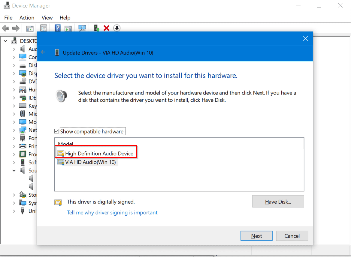 Fix Audio Not Working Windows 10 – Several Solutions | 1809
