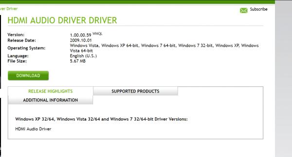 dell audio drivers windows 7 32 bit free download