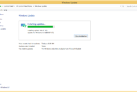 [Solved] Windows 8/8.1 Stuck on Check for Updates – FIX 2019