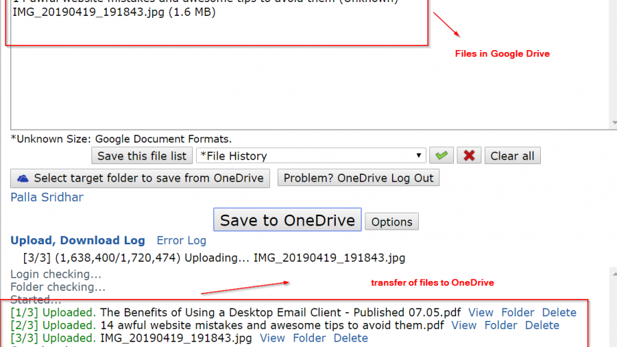 Google Drive to OneDrive Migration : 4 Different Methods [2020]