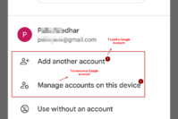 How to Add or Remove Google Accounts in Redmi Note 4 [2019]