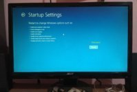 How to Change Startup Settings in Windows 10/8.1/7