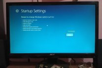 How to Change Startup Settings in Windows 10 in Dual Boot