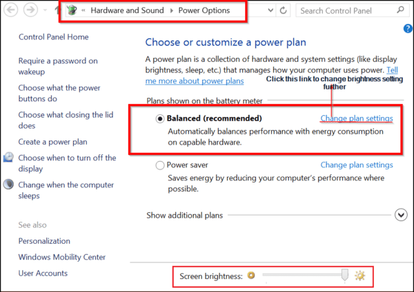 How to Adjust Brightness on Windows 10 and Fix Related Problems