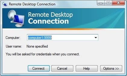 How to Connect Remote Desktop in Windows 10 or 8.1 or 7