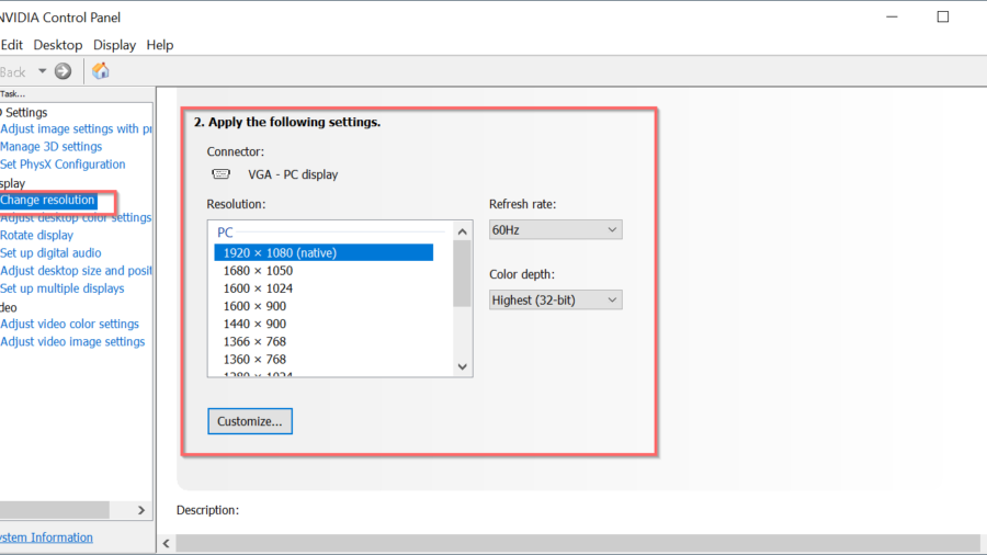 How to Change Screen Resolution in Windows 10 – 2 Methods