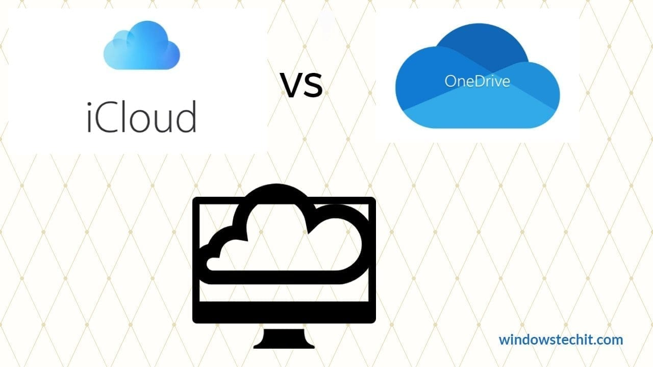 iCloud vs OneDrive – Which is better in Storage and Office Services