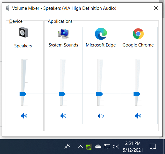 audio stopped working windows 10