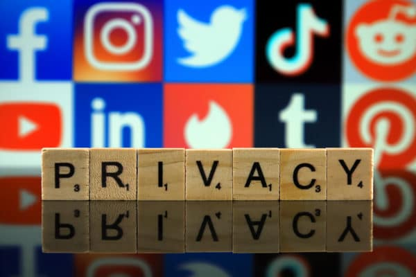 new facebook privacy settings and log in security