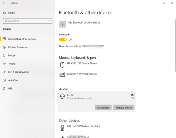 bluetooth headset paired but not connected windows 10